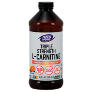 Liquid L-Carnitine 3000 mg by Now 16 fl oz