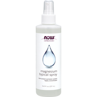Magnesium Topical Spray by Now 8 fl oz