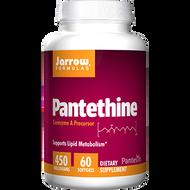 Pantethine 450 By Jarrow Formulas 60 softgels