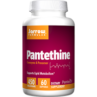 Pantethine 450 By Jarrow Formulas 60 softgels