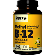 Methyl B-12 1000 mcg By Jarrow Formulas 100 lozenges