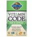 Vitamin Code® RAW B-Complex By Garden of Life 60 Vegan Caps