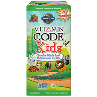 Vitamin Code® Kids Multivitamin Cherry Berry By Garden of Life 30 Chewable Bears