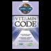 Vitamin Code® Prenatal Multivitamin By Garden of Life 30 Vegetarian Capsules