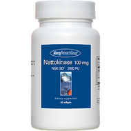 Nattokinase 100 mg By Allergy Research Group 60 gels