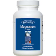 Image of Magnesium Citrate bowel health supplements from Clinical Nutrition Centers