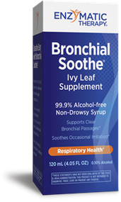 Bronchial Soothe by Enzymatic Therapy 4.05 oz ( 120 ml ) ( Integrative Therapeutics Ivy Calm )