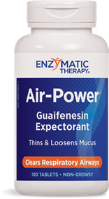 Air Power by Enzymatic Therapy 100 Tablets