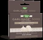 An image of the Garlinase aged garlic supplements box