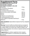 An image of the Sleep Time sleep aid supplement nutrition facts