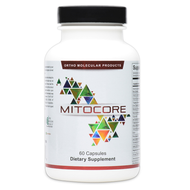 Mitocore 60 capsules by Ortho Molecular