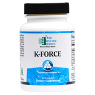 K-FORCE 60 capsules by Ortho Molecular