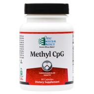 Methyl CpG 60 capsules by Ortho Molecular