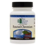 Reacted Chromium 60 capsules by Ortho Molecular