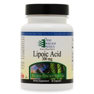 Lipoic Acid 300 mg 60 capsules by Ortho Molecular