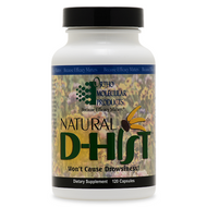 Natural D-Hist 120 capsules by Ortho Molecular