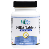 DHEA 5mg by Ortho Molecular 100 micronized tablets