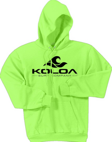 Neon Green with Black logo