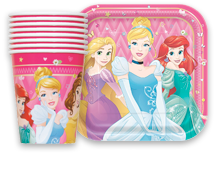 Disney Princess Theme Party Supplies