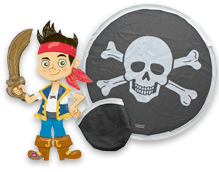 Pirate Theme Party Supplies