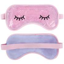 Lemon Lavender Warm or Cold Relaxing Gel Eye Mask
