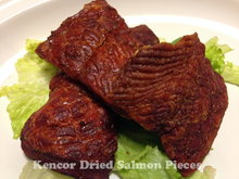 Kencor Dried Salmon Pieces
