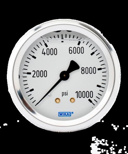 WIKA Type 213.53 Utility Pressure Gauge 0-10000 PSI 9767282