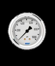 WIKA Type 213.53 Utility Pressure Gauge 0-1000 PSI 9767258
