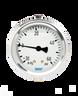 WIKA Type 213.53 Utility Pressure Gauge 0-30 in Hg Vacuum / 60 PSI 50251091