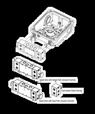 SS Spool Valve Assembly AV-BFCV620