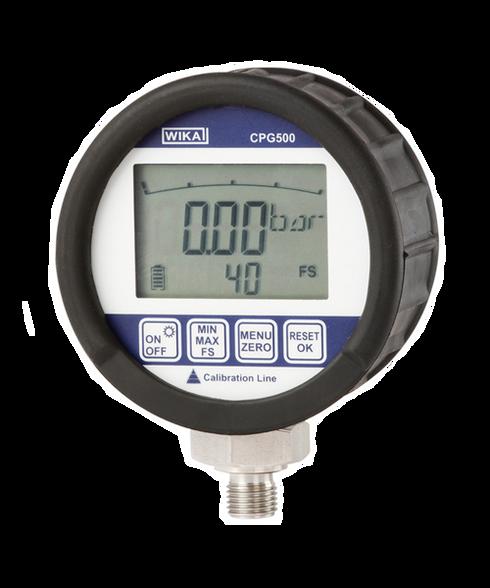 Mensor Digital Pressure Gauges CPG500