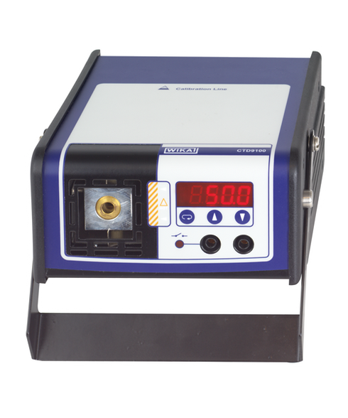 Mensor Compact Temperature Dry-Well Calibrator CTD9100-375