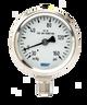 WIKA Type 232.53 Stainless Steel Industrial Gauge 0-30 in Hg Vacuum / 160 PSI 9768742