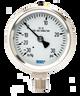 WIKA Type 232.53 Stainless Steel Industrial Gauge 0-30 in Hg Vacuum / 30 PSI 9768769