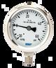 WIKA Type 232.53 Stainless Steel Industrial Gauge 0-30 in Hg Vacuum / 60 PSI 9768750