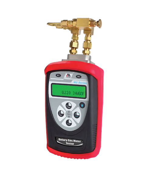 Meriam Enhanced Rotary Gas Meter Tester M201