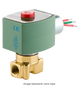 ASCO Direct Acting Oil Shutoff Valve 8262H002V 120/60AC