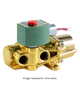 ASCO Piston Poppet Solenoid Valve EF8344G027 120/60AC