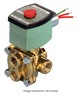 ASCO General Service Solenoid Valve EFHB8342G001 120/60AC