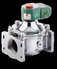 ASCO General Purpose Gas Shutoff Valve JB8214235VICSA 120/60AC