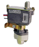 Barksdale Series C9612 Sealed Piston Pressure Switch, Housed, Single Setpoint, 250 to 3000 PSI, C9612-3-W48