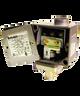 Barksdale Series E1H Dia-Seal Piston Pressure Switch, Housed, Single Setpoint, 6 to 90 PSI, E1H-R90-P6-PLST