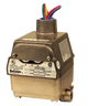 Barksdale Series CDPD2H Calibrated Differential Pressure Switch, 25 PSI Incr; 25 PSI Incr Factory Preset, Housed, Dual Setpoint, 0.5 to 80 PSI, CDPD2H-M80SS-S0050