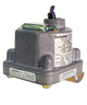 Barksdale Series D1H Diaphragm Pressure Switch, Housed, Single Setpoint, 0.03 to 3 PSI, D1H-H3SS-P2