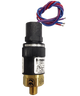 Barksdale Series 96201 Compact Pressure Switch, 300 to 3000 PSI, 96201-BB5-T5-J60