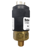 Barksdale Series 96211 Compact Pressure Switch, 22.5 to 125 PSI, 96211-BB4-T1-Z12
