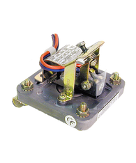 Barksdale Series D3H Diaphragm Pressure Switch, Stripped, Triple Setpoint, 0.018 to 1.7 PSI, D3S-AA2SS