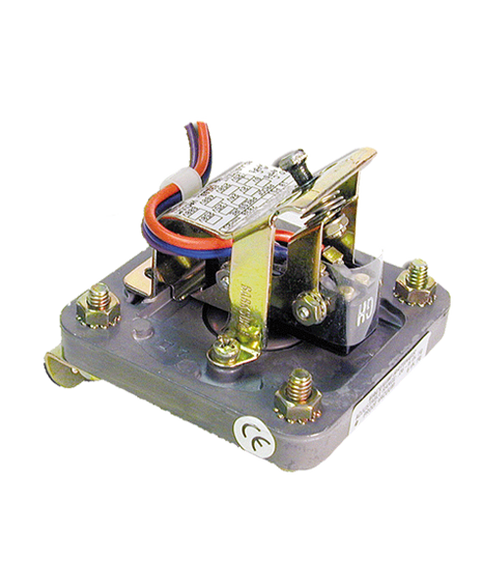 Barksdale Series D3H Diaphragm Pressure Switch, Stripped, Triple Setpoint, 0.018 to 1.7 PSI, D3S-AA2SS-U