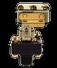 Barksdale Series E1S Dia-Seal Piston Pressure Switch, Stripped, Single Setpoint E1S-R90-PLS