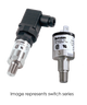 Barksdale Series 7000 Compact Pressure Switch, Single Setpoint, 6 to 50 PSI, 722S-14-2V-W72